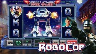 Robocop Online Slot from Playtech