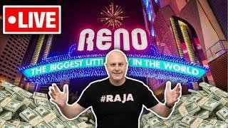 ⋆ Slots ⋆ Saturday Night Live Slots ⋆ Slots ⋆ High Limit Action from The Atlantis Casino Resort in Reno!