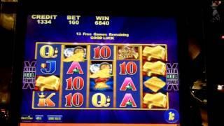 Aristocrat Technologies - Stack of Gold Slot Bonus