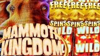 NEW Game •MAMMOTH KINGDOM• Big Win• Exciting Live Play free spins