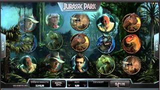 Jurassic Park Spillemaskine – Spil for sjov eller med penge