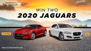Win TWO 2020 Jaguars at San Manuel Casino! [February 2020]