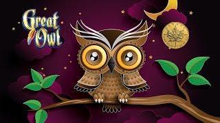 GREAT OWL - SHORT AND SWEET - Slot Machine Bonus