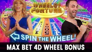 • 4D Wheel of Fortune + Rakin' Bacon Goodness • @ Plaza Las Vegas