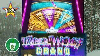 •️ NEW - Timber Wolf Grand slot machine, bonus