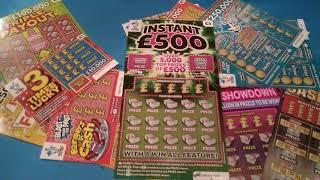 •BIG Scratchcard Game £40,00•FRUITY•FORTUNE•Holiday Cash•MONOPOLY.CASH SHOWDOWN.Instant £500•