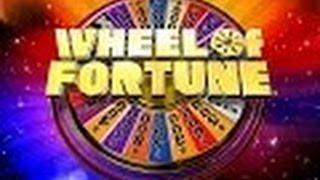 Wheel Of Fortune Slot Machine Bonus-Live Play-$5 Denomination