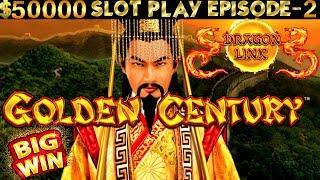 Dragon Link High Limit Slot Machine Bonuses & Big Win | SEASON 6 | EPISODE #2