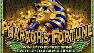 Teaser video for my upcoming massive win on pharaohs fortune bonus BIG WIN HANDPAY IGT