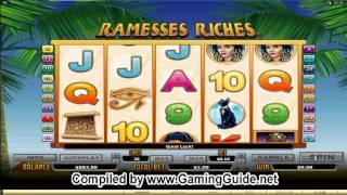 All Slots Casino Ramesses Riches Video Slots
