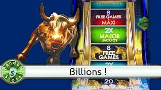 Billions slot machine, Both Bonuses