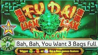 •️ New - Fu Dai Lian Lian Dragon slot machine, bonus