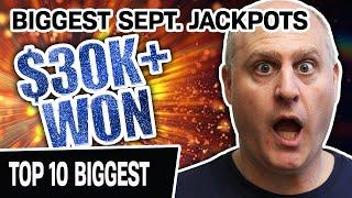 ⋆ Slots ⋆ $30,000 + IN SLOT MACHINE JACKPOTS! ⋆ Slots ⋆ Top 10 Biggest September 2020 HIGH-LIMIT Han