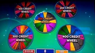 wheel of fortune progressive slot machine