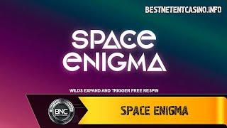 Space Enigma slot by All41 Studios