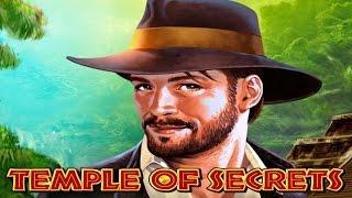 MUST SEE!!! Temple of Secrets - ULTRA HUGE MEGA BIG WIN - Novomatic Slot - 1€ BET!