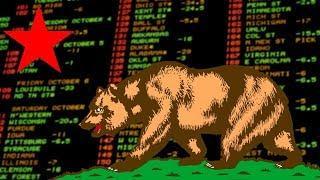California Sports Betting Proposal