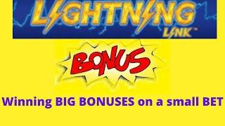 ★ Slots ★BONUSES Win of Lightning Link Slot Machine. Taking the casino's money★ Slots ★