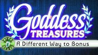 Fortune Blast Goddess Treasures, Bonus