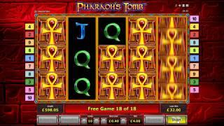 Pharaohs Tomb Big win? or Disappointment?