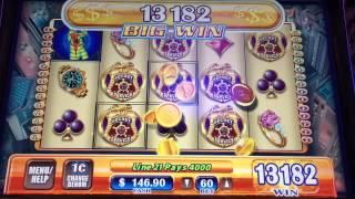Madame X Slot Machine Line Hit BIG WIN!