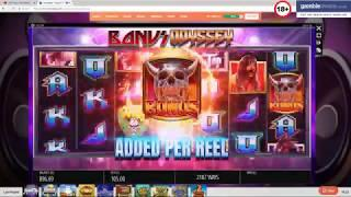 New Slot Spinal Tap from Blueprint Bonus Buys and Review *BIG GAMBLES*