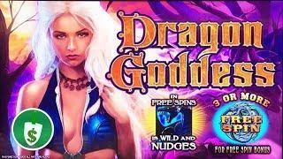•️ NEW -  Dragon Goddess slot machine, bonus