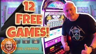 •DOUBLE DIAMOND FREE GAMES! •Line Hit & Bonus Wins! •| The Big Jackpot