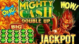 High Limit Mighty Cash Slot Machine HANDPAY JACKPOT - FANTASTIC Session  | Season 8 | Episode #23