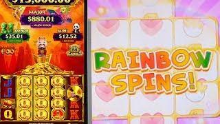 5 SYMBOL TRIGGER!! •LUNAR FESTIVAL• LOL EMOJI• RAINBOW SPINS