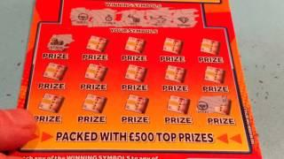 Wow!...Scratchcards...Look what Happened...FAST 200..FAST 500..TRIPLE PAYOUTS..LUCKY LINES