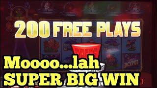 ***FINALLY 200 FREE GAMES*** SUPER BIG WIN - Invaders Return of the Planet Moolah • SLOT ARMY