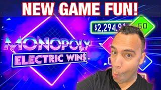 ★ Slots ★Monopoly ELECTRIC WINS!!! | Willy Wonka Everlasting Gobstoppers!! ★ Slots ★ ★ Slots ★ ★ Slo