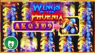 Wings of the Phoenix slot machine, bonus