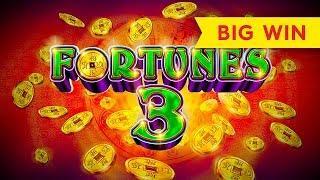 Fortunes 3 Slot - 88 Fortunes,  Echo Fortunes, Fu Daddy Fortunes - BIG WIN!