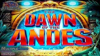 The Dawn of the Andes Slot - NICE SESSION, ALL FEATURES!