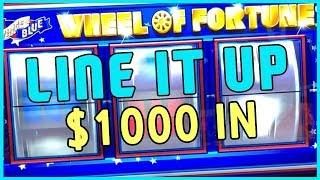 • $1,000 • $100/Spin • AMAZING LUCKY RUN! • • Slot Fruit Machine Pokies w Brian Christopher