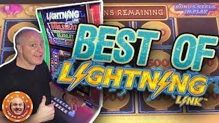 •BIGGEST & BEST Lightning Link HITS! •Trip Down Memory Lane! | The Big Jackpot