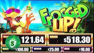 ++NEW Frogged Up slot machine