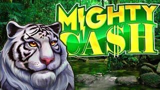 Volcanic Rock Fire Twin Fever • HIGH LIMIT Mighty Cash • The Slot Cats •