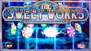 ++NEW Bally's Sweet Works Slot Machine   Sneak Peek