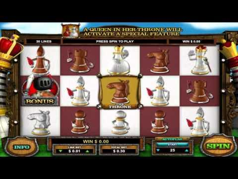 Queen of Thrones Slot Machine Online ᐈ Leander Games™ Casino Slots