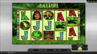 Amazing Amazonia Slot Machine Online ᐈ EGT™ Casino Slots