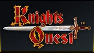 Novoline Knight's Quest | Freispiele + Knight's Quest Bonus | 1€ Fach BIG WIN