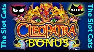 The Slot Cats • 100xbet Lightning Link Heart Throb  BONUS • Ft Knox Cleopatra BONUS •