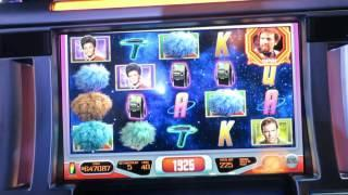 G2E - Star Trek Starship Enterprise Slot Machine Preview!