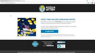 Michigan Man Wins Two HUGE Lottery Jackpots! Why Can't That Be Me!