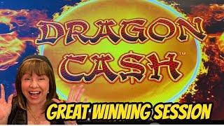 I FOUND THE CASH IN DRAGON CASH!