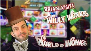Brian Visits Willy Wonka + MORE! • SPINNING • SATURDAYS • Slot Machine Pokies