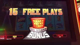 NICE WINS ON BUFFALO GOLD • INVADERS FROM PLANET MOOLAH • 88 FORTUNES SLOT MACHINE POKIES
